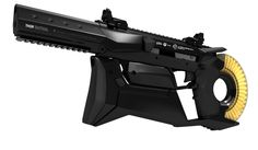 Thor Tactical - Don't know what this gun is but I want it.