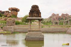 Hampi - Ruins of the magnificent Vijayanagara - Part 2 Temple Architecture, Indian Architecture, Krishna Temple, Lord Ganesha Paintings, Hampi, Karnataka, India Travel, Incredible India, World Heritage Sites