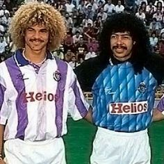 You Can't Miss Craziest Goalkeeper In Football History Rene Higuita World Football, Sport Football, Football Players, Carlos Valderrama, Premier League, Barcelona Team, Cleveland Browns Football, Association Football, Soccer Fans