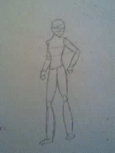 Thought it be cool to show how I start my drawings :D mostly for Paris Moryski :3