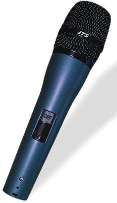 Micrófonos Dinamicos : MICROFONO JTS VOCAL/INST TK-350