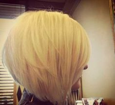 Side long bangs with the bob haircut