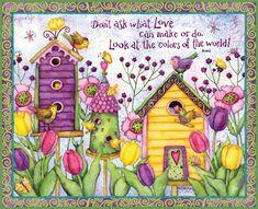 Lang April 2014 wallpaper: Simple Inspiration