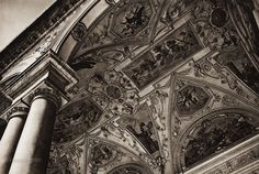 Karel Plicka shot fine monochrome photographs of Prague from the and documented a dark and mysterious Prague, a gothic and baroque Praha which. Prague Czech, Old World, Monochrome, Palace, Photography, Photograph, Monochrome Painting, Fotografie, Palaces