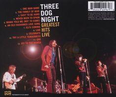 Three Dog Night - Greatest Hits Live - Amazon.com Music