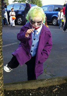 Kid Joker cosplay