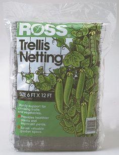 Ross 16301 12-Foot x 6-Foot Trellis Netting, Black by Easy Gardener, http://www.amazon.com/dp/B000BOAC4O/ref=cm_sw_r_pi_dp_ycrlrb1H3HAM3