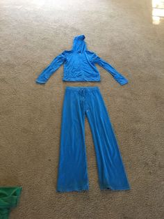 b387cc845681 Juicy Couture Velour Tracksuit Hoody Pant Xs Large