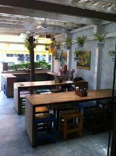 nice-alfresco Cafe Zucchini, Seminyak - Bali