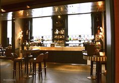Amsterdam - The College Hotel- Bar