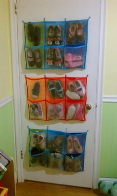 ikea organizers for shoes.