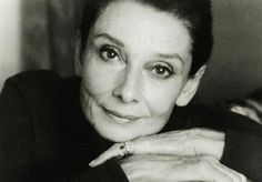 People often forget that Audrey Hepburn grew old - she lived to the age of 63 - and also that she shouldn't just be remembered as a pretty face. Hepburn was the daughter of a nazi sympathiser and spent her teens doing ballet to secretly raise money for the dutch resistance against the nazis. After her film career she put a huge amount of time and energy into being a goodwill ambassador of UNICEF, winning the presidential medal of freedom for her efforts.