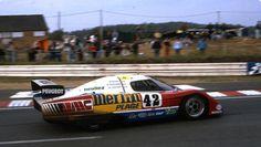 wm-rd Com desempenho inexpressivo em Le Mans em 1982 e 1983, para a corrida de 1984 Rondeau conseguiu um assento na Porsche. A chegada foi histórica, com nada menos que sete Porsche 956B terminando a corrida nas primeiras posições. Rondeau foi o segundo colocado. Foi sua última grande conquista no automobilismo: ele morreu em 1985, depois de chegar em 17º ao volante de um WM P83B, que ironicamente era equipado com um motor PRV.  Mas o acidente que o matou não aconteceu nas pistas: seu carro…