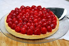 Tarte aux framboises pâtissière Dessert Parfait, Waffles, Almond, Food And Drink, Sweets, Fish, Meat, Cooking, Breakfast