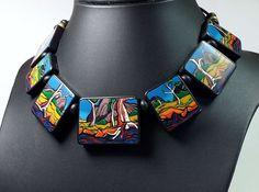 River Gums necklace | por Wendy Jorre de St Jorre