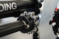 This Revolutionary Carbon Fiber Bike Drivetrain Operates Without Chains Or Belts Electric Car Conversion, Shake Bottle, Top Cars, Basement Remodeling, Carbon Fiber, Bike, Bicycles, Salad Ideas, Veils