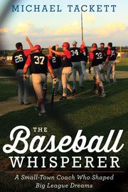 The Baseball Whisperer | http://paperloveanddreams.com/book/1018653269/the-baseball-whisperer | From an award-winning journalist, a realField of Dreamsstory about a legendary coach and theprofessional-caliber baseball program he built in America's heartland, where boys comesummer after summer to be molded intoballplayers � and men Clarinda, Iowa, population 5,000, sits two hours from anything. There, between the corn fields and hog yards, is a ball field with a bronze bust of a man named…