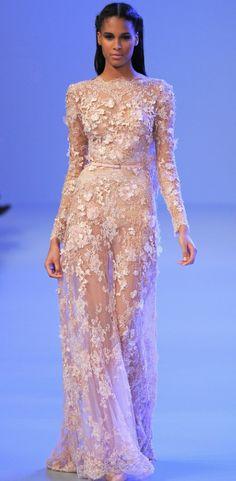 Elie Saab Couture Spring/Summer 14