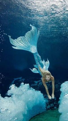 Party like Mermaid Style Party like Mermaid Style Kimberly Wang kimberlyannwang Fun Fantabulous Crafty Ideas Plan All Your Parties with Your All-In-One Free Party nbsp hellip Shower food videos Real Mermaids, Fantasy Mermaids, Mermaids And Mermen, Mythical Creatures, Sea Creatures, Kpop Anime, Silicone Mermaid Tails, Mermaid Pictures, Baby Pictures