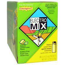 Amazon.com: EMERGEN-C ELECTRO MIX Lemon-Lime, 30 ct, 4.2 oz: Health & Personal Care