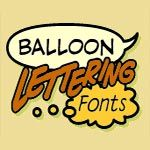 free comic book fonts and more!