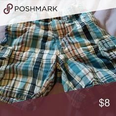 Toddler shorts Worn. Good shape still some love left in these. Osh Kosh Bottoms Shorts