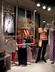 Primark windows 2014 Spring, London visual merchandising