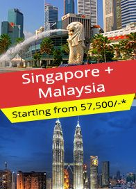 """Tamil New year mega offer: 5000 Discount per family on Booking your """"Singapore + Malaysia"""" summer special Holiday TODAY... Hurry limited seats and offer valid for bookings made only today!!! Package Inclusive of Flight, Stay, Food, all Sightseeing and unlimited fun at only 57,500 per person plus visa charges 5,900 """"No Hidden charges"""" 5 Nights/6 Days departure on May 3 For bookings call now: 9841040880, 9789999711 www.shakthitoursandtravels.in"""