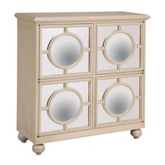 Sterling 6042341 Mirage Cabinet From The French Ivory Collection is a wonderful choice for people in search of mirage cabinets #miragecabinet #homestyling #bedroomfurniture #frenchivorycollection