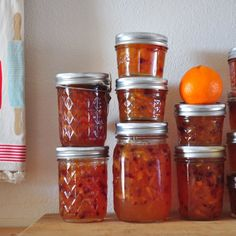 An easy, small batch marmalade recipe...with a little twist: cranberries!