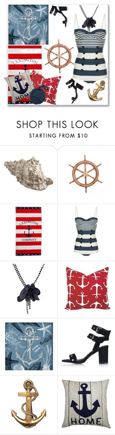 """""""Untitled #675"""" by detroitgurlxx ❤ liked on Polyvore featuring Lexington, Dolce&Gabbana, Lanvin, Topshop, Lush Décor and IMAX Corporation"""