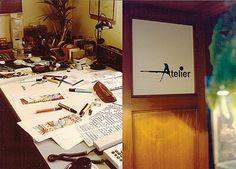 Grafikatelier SARTO 1990-1995