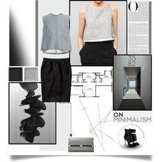 """My Style 3"" by anna-anica on Polyvore - Ellery Stone Kakiemon Top, Reed Krakoff Panel Pencil Skirt, Giuseppe Zanotti sandals"
