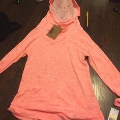 Beach hoodie Super cute for summer Light hoodie with lace in hood Tops Sweatshirts & Hoodies