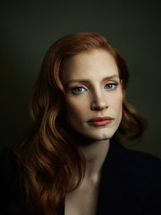 Jessica Chastain by Joey L. on 500px