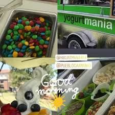 yogurtmania froyo truck - Google Search Frozen Yogurt, Trucks, Google Search, Breakfast, Food, Morning Coffee, Essen, Truck, Meals