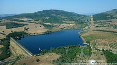 A Terceira Dimensão - Fotografia Aérea: Barragem de Vale Ferreiros
