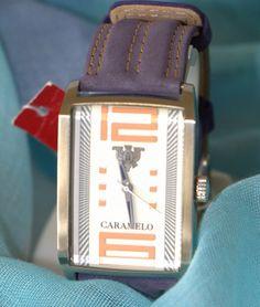 Reloj de diseño unisex CARAMELO mitad de precio. por PetraCool