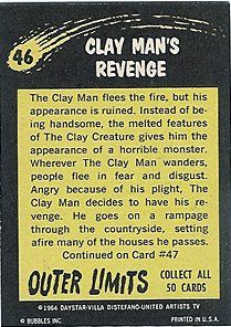 46 Clay Man's Revenge