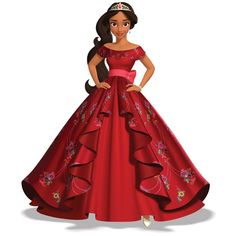 Disney Channel Sets 'Elena of Avalor' Premiere in July: Photo Elena of Avalor's debut on Disney Channel is super soon! The network just announced that Princess Elena of Avalor will make her royal debut with a one-hour premiere… Disney Usa, Disney Love, Disney Parks, Disney Bound, Princess Elena Of Avalor, Princess Art, Disney Channel, Elena Of Avalor Dress, New Disney Princesses
