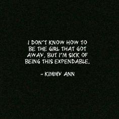 Expendable  Kimmy Ann  Kimmyannwriter.com
