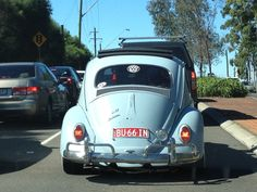 Rockin' Bug @ Castle Hill NSW.  And it was LOUD! :-)