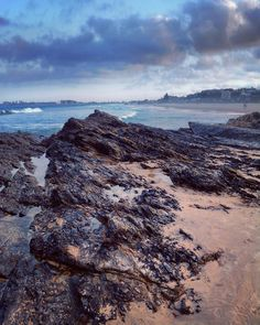#currumbin #currumbinrock #currumbinalley #currumbinbeach #dusk #sunset #sky #cliffs #clouds #purple #pink #seashore #seascape #beach #rocks #coast #goldcoast #queensland #qld #australia #goldcoast4u #goldcoasttourism #discoverqueensland #visitgoldcoast #visitqueensland #australia_shotz #ourgoldcoast #igaustralia #ig_australia #ig_sharepoint by nancello_photo http://ift.tt/1X9mXhV