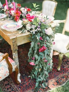 wedding centerpiece idea; photo: Christie Graham Photography