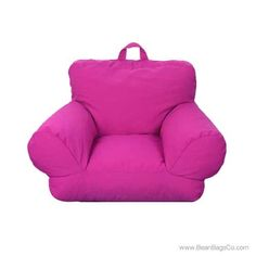 Junior FX Arm Chair Hot Pink