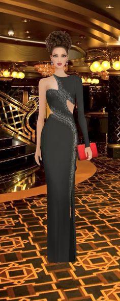 covet fashion monte carlo casino party