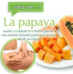 8 Increíbles Propiedades de la Papaya