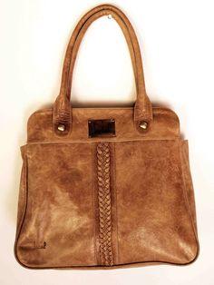 FREEDOM leather handbag