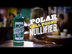 Polar Beer: Polar Cell Phone Nullifier Advertising Agency: Paim Comunicação, Porto Alegre, Brazil
