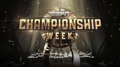 Graphics package for ESPN's Championship Week Deliverables included logo reveal, interstitial court scenes, transitions, bugs and bumpers. Espn College Basketball, Kentucky Basketball, Duke Basketball, Basketball Players, College Football, Channel Branding, Sports Channel, University Of Kentucky, Kentucky Wildcats